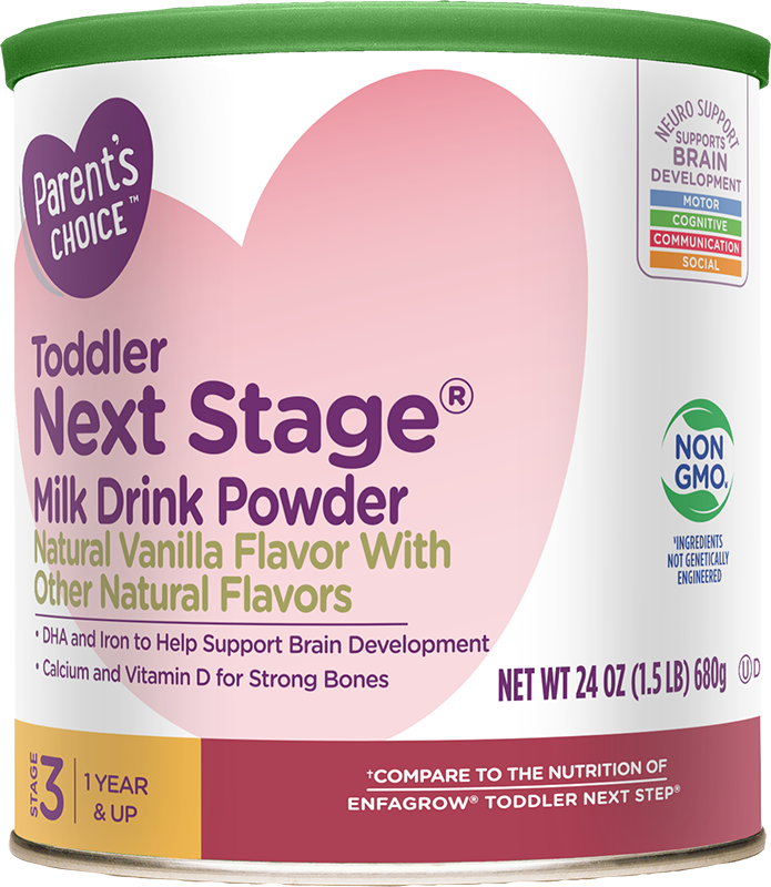 Toddler Next Stage™ 3 Milk Drink