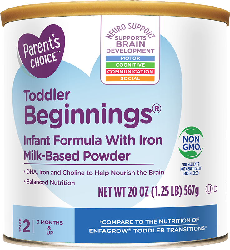 Parent's Choice Toddler Formula